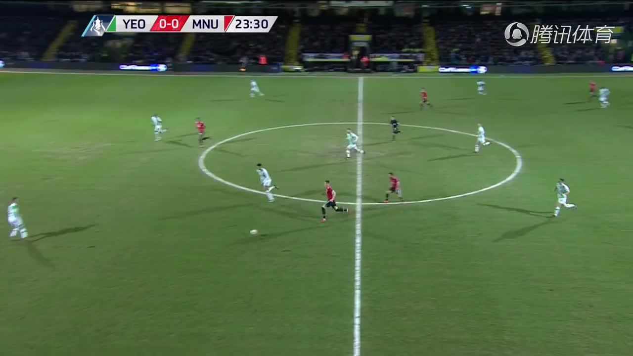 [视频]足总杯:曼联4-0英乙球队晋级 桑神首秀造两球