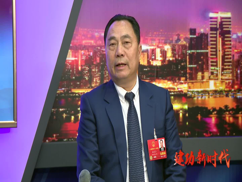【建功新时代】全国人大代表向长江:今年向家村人均年收入破万元