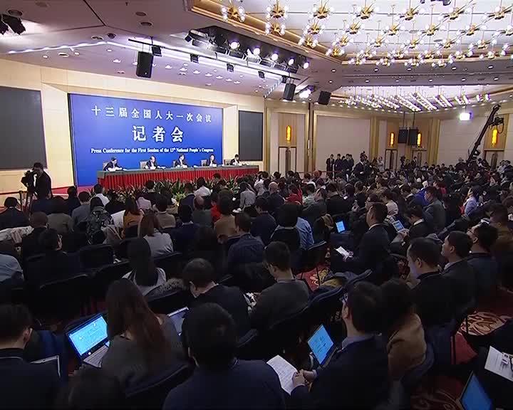 [视频]发改委副主任张勇谈社会信用体系建设