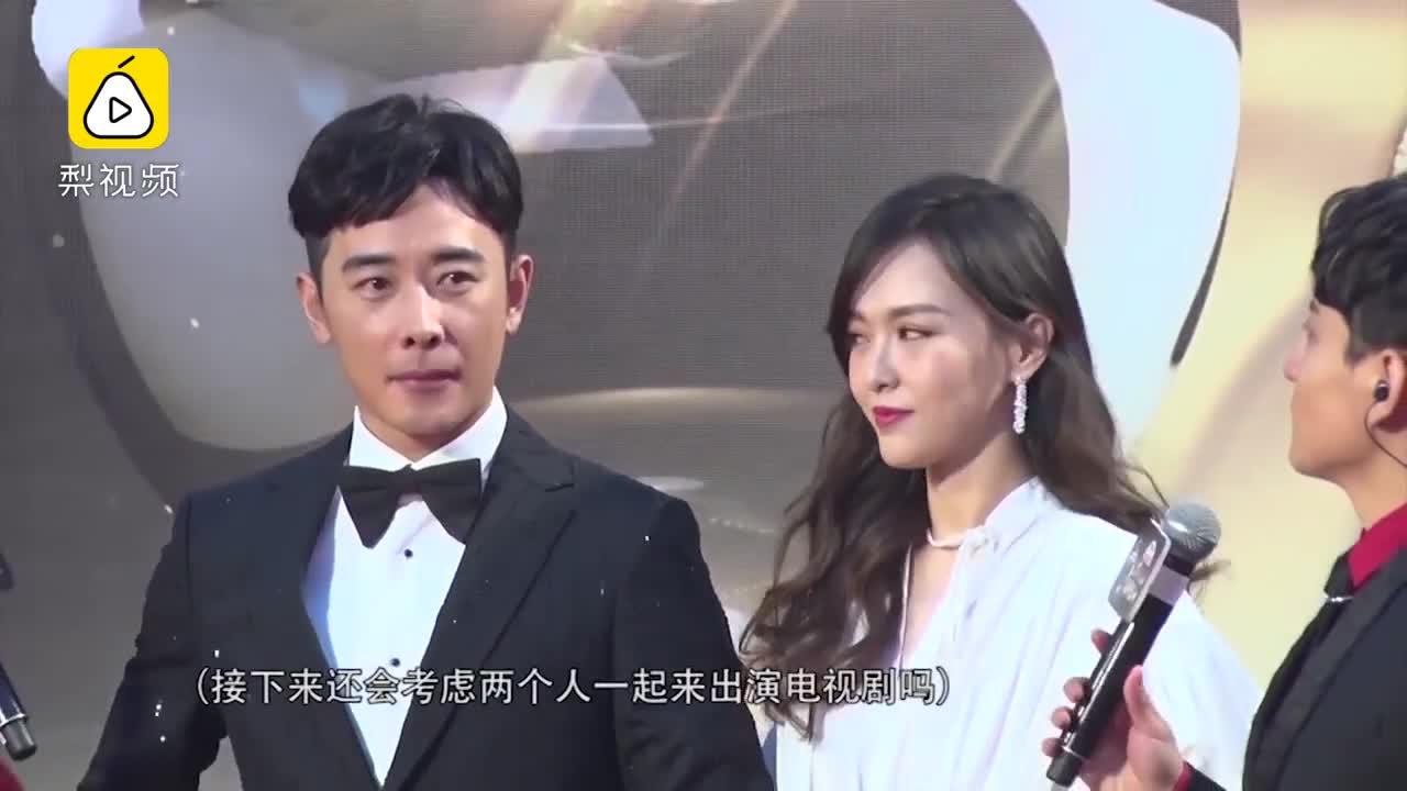 [视频]唐嫣罗晋黑白配 吴谨言欲试现代戏