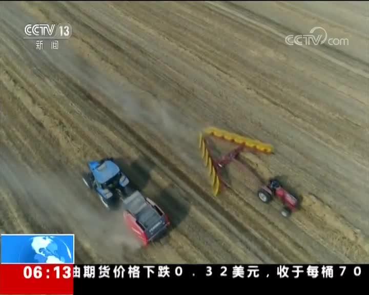 [视频]《中国农业农村科技发展报告》首次发布 农业农村科技整体水平提升显著