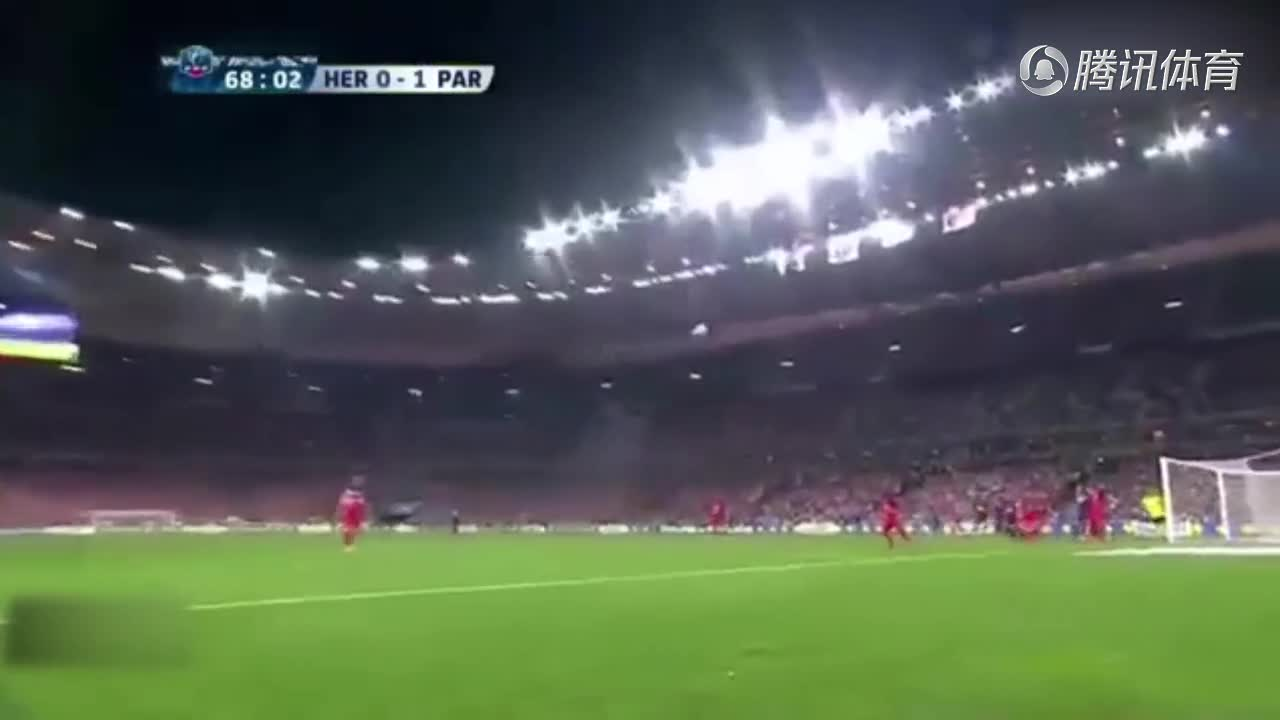 [视频]法国杯:巴黎2-0连续4年夺冠 成就赛季三冠王