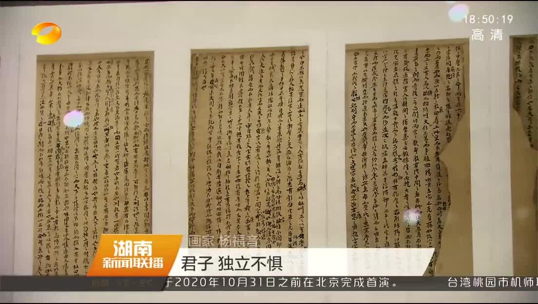 2019年02月08日湖南新闻联播
