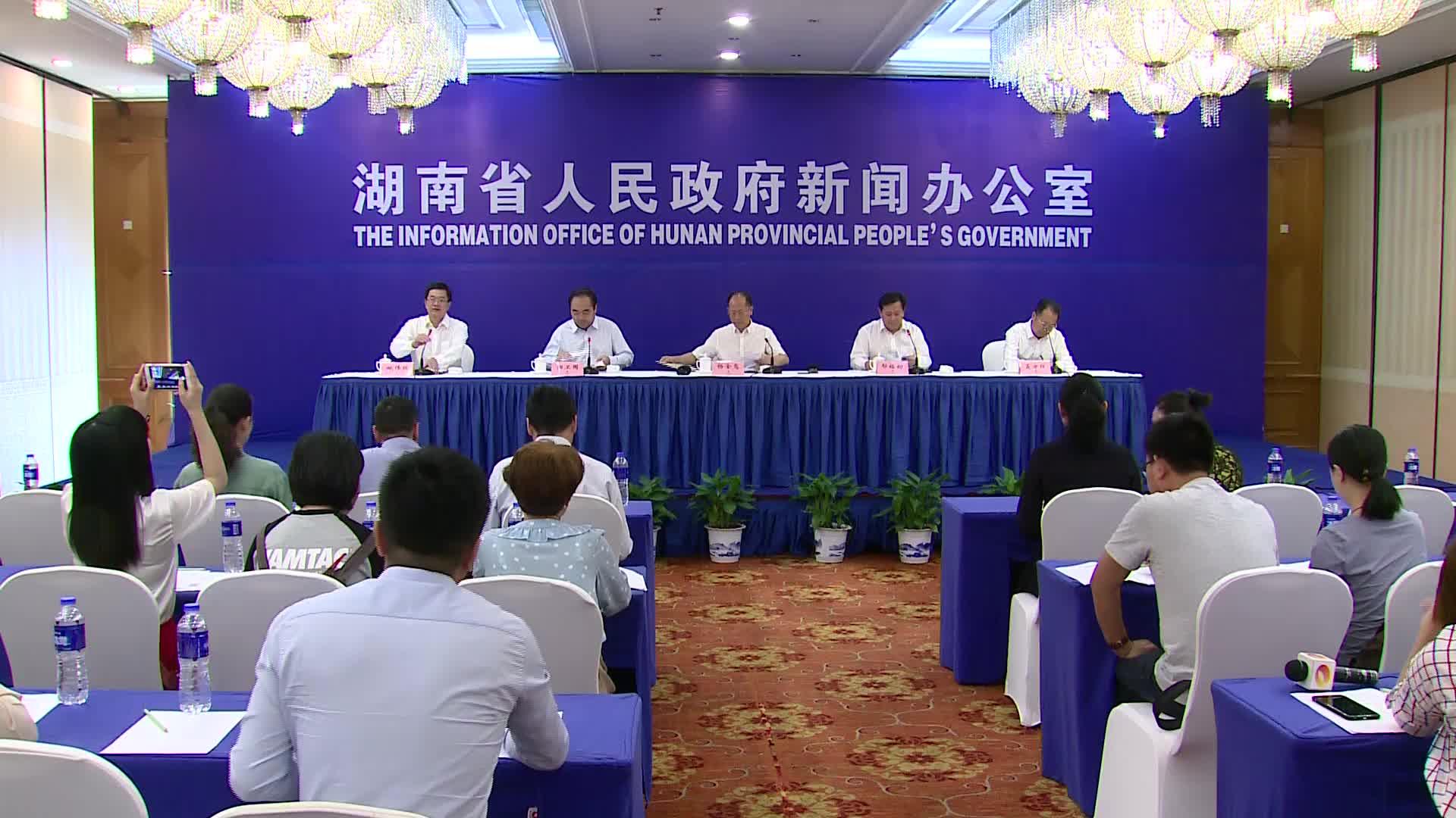 【全程回放】第六届湖南艺术节新闻发布会