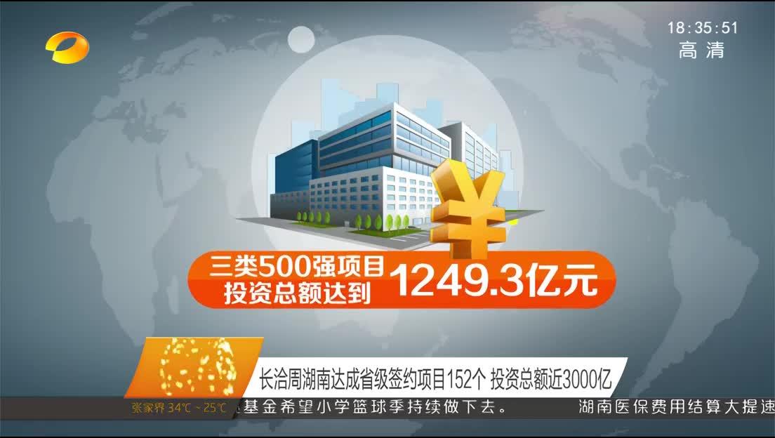 2018年07月30日湖南新闻联播