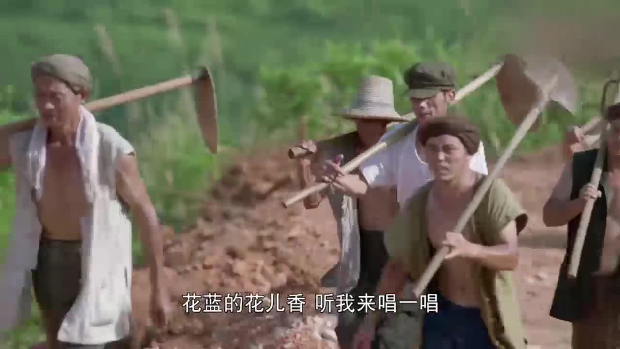 【不忘初心 经典故事】甘祖昌带一家老小到虎兴岭开荒,全村人被感染都来帮忙!