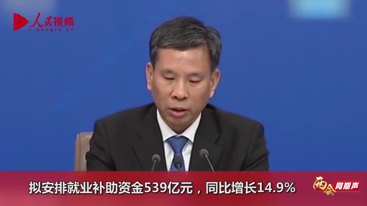 """[视频]事关你的""""钱袋子"""" 财政部部长这样说"""
