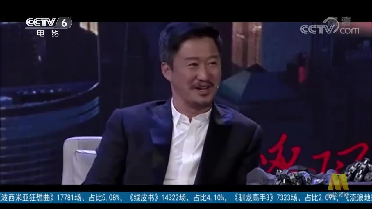 [视频]吴京自曝可以拿残疾证