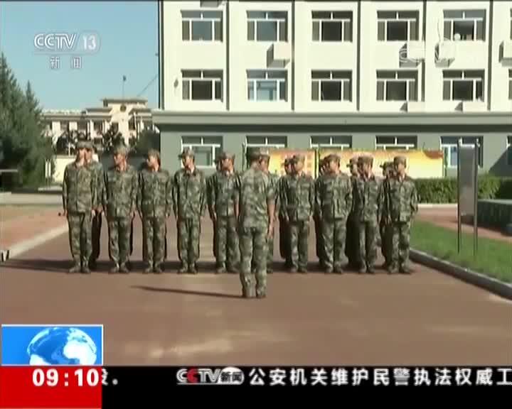 [视频]黑龙江:千名应征入伍新兵宣誓立志报国