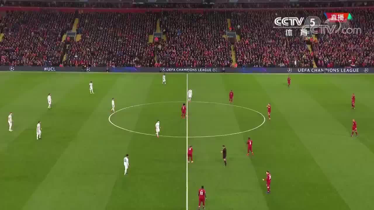 [视频]欧冠:利物浦0-0拜仁悬念留次回合 马内萨拉赫失良机
