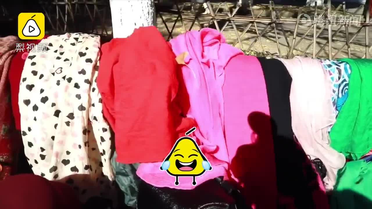 [视频]大妈带20套衣服30条围巾出游拍照 年轻忙孩子家庭 老了忙着美
