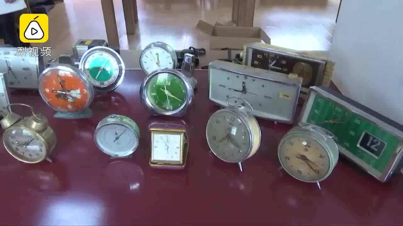 [视频]超怀旧回忆!大叔展示500件老物件收藏品:独乐乐不如众乐乐