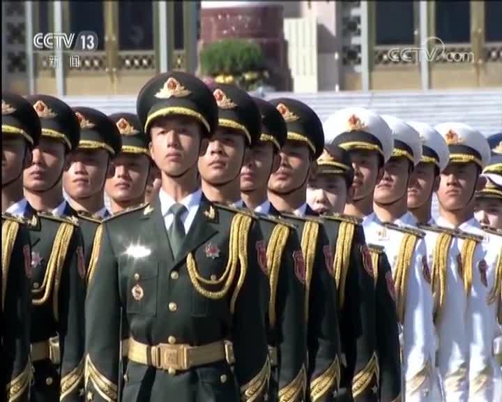【全程回放】烈士纪念日向人民英雄敬献花篮仪式在京隆重举行