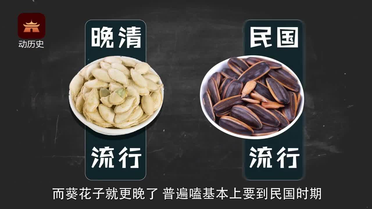 [视频]中国人嗑瓜子的大历史