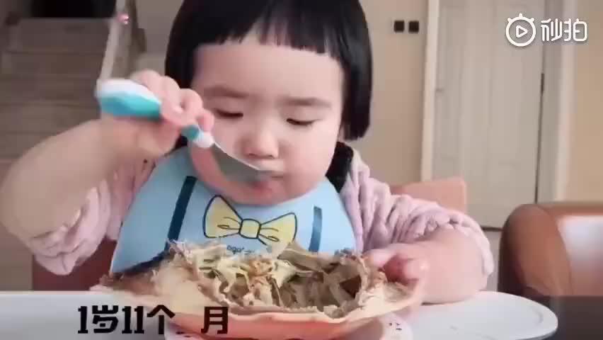 [视频]宝妈最爱 不挑食宝宝1岁到3岁这样吃