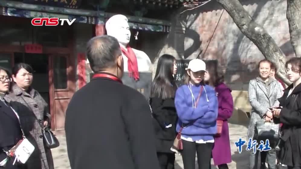 [视频]七旬老人义务担任古村落讲解员14年:把乡愁留给后代
