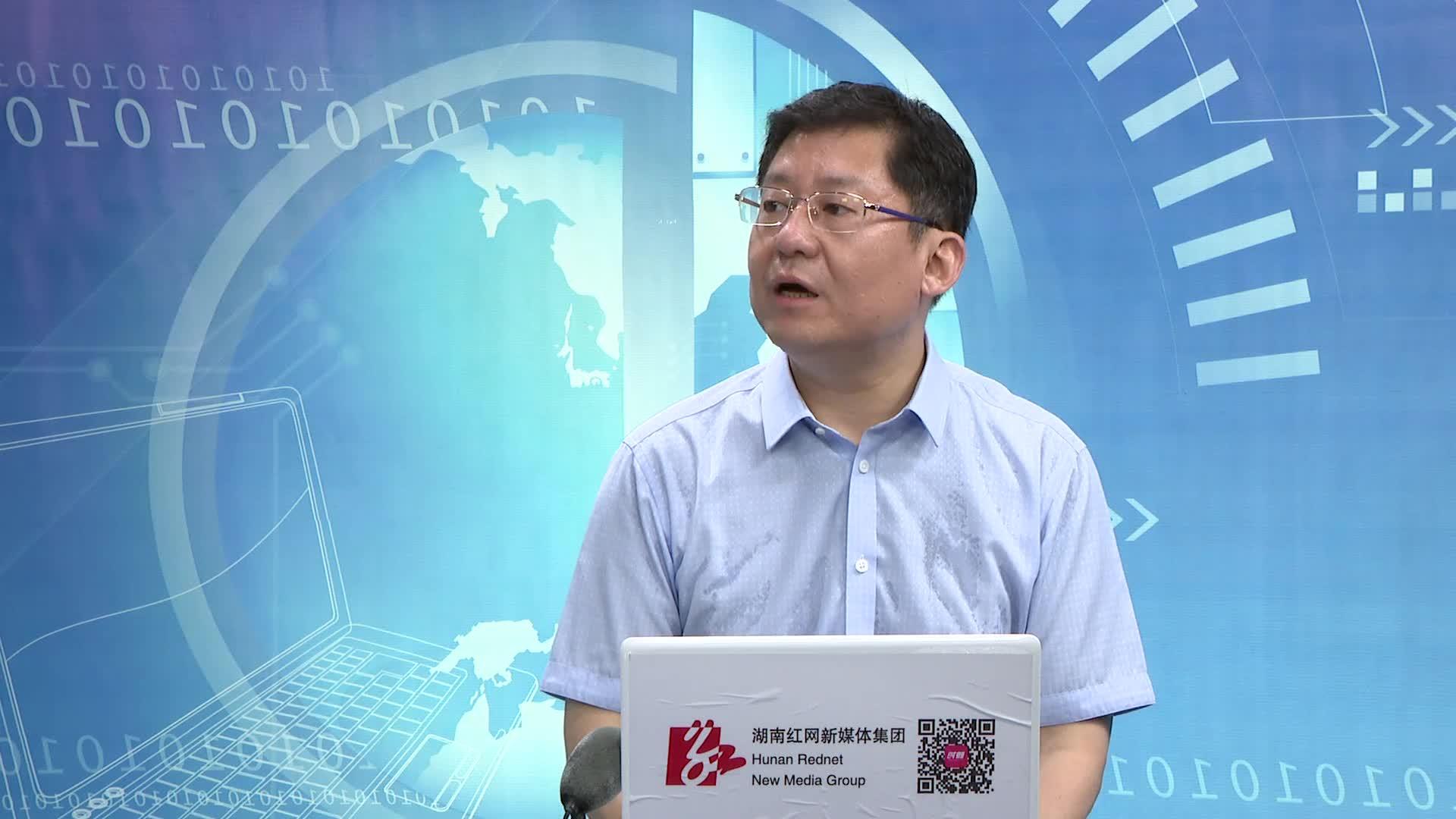 """湘潭副市长傅军:""""党政同责"""" 着力解决食品安全问题"""