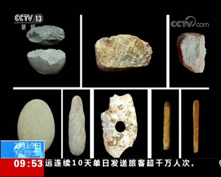 [视频]2018年中国十大考古新发现 初评结果发布 20个项目入围
