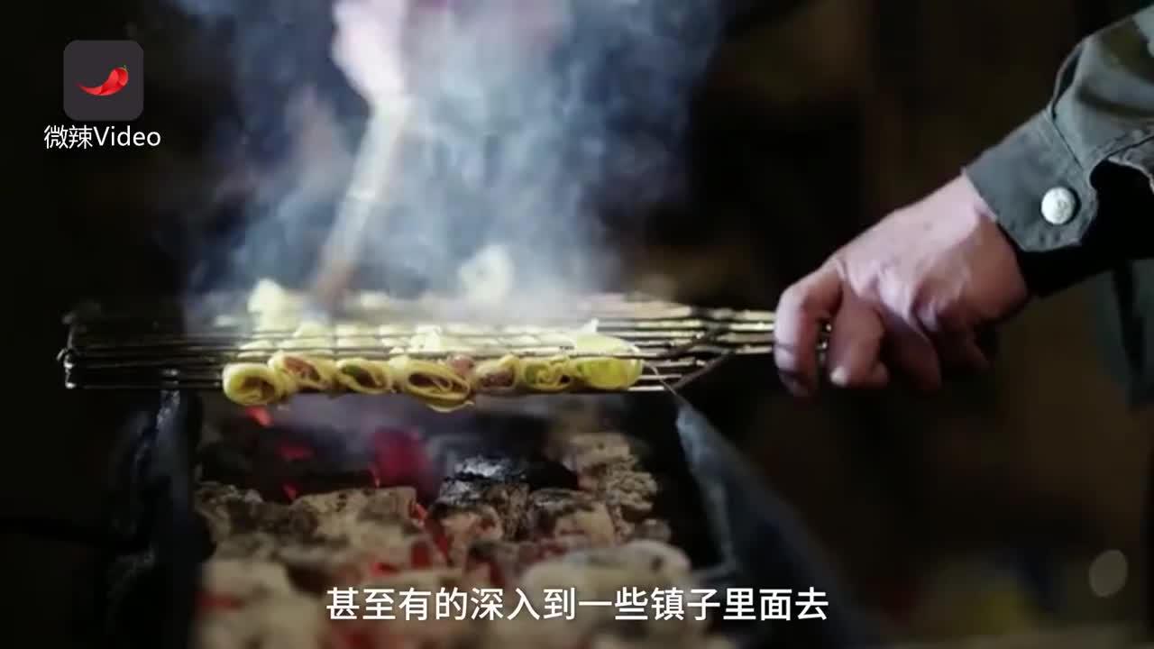 """[视频]专为""""烧烤""""打造纪录片 跑遍27省500家店"""