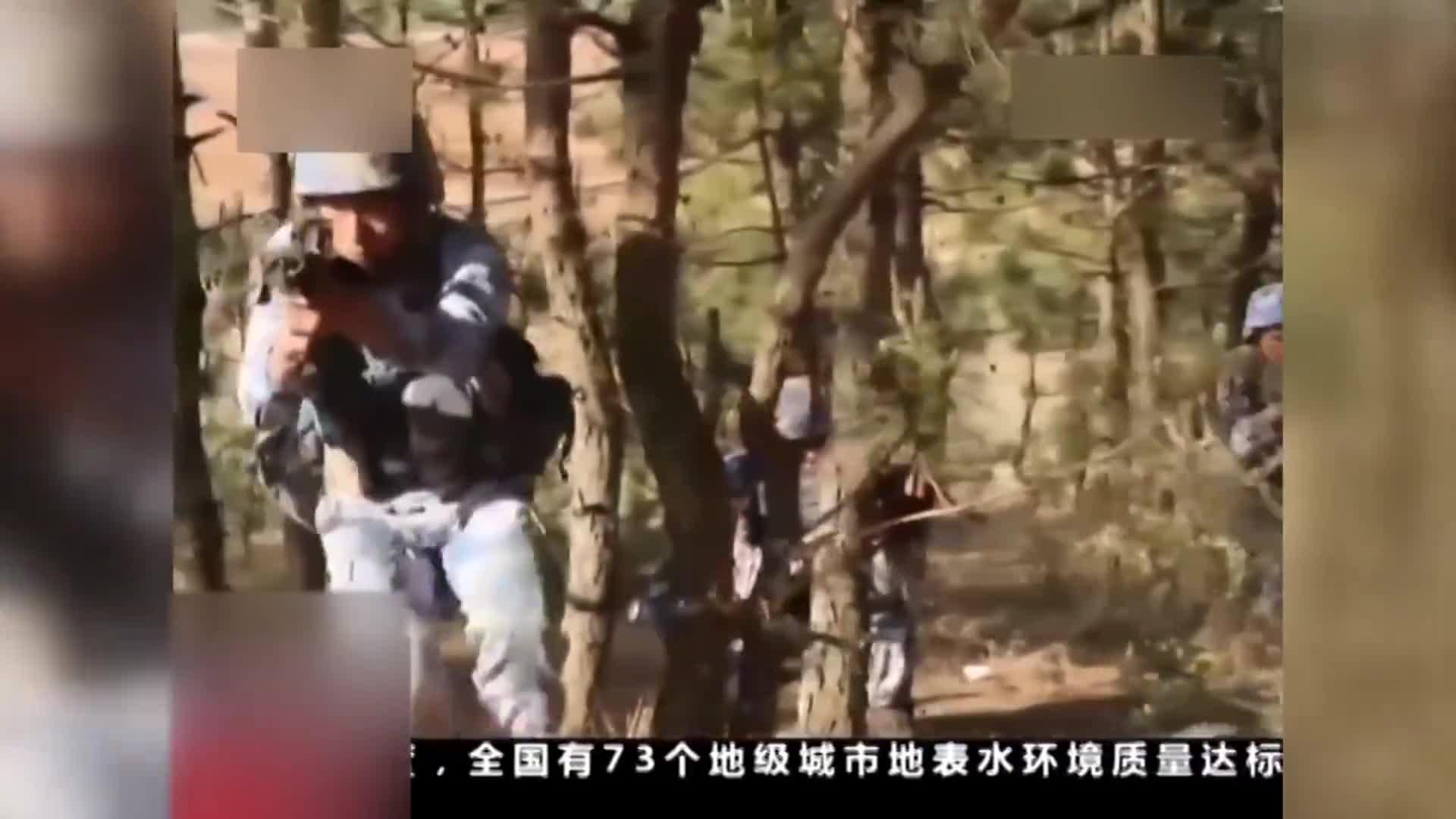 [视频]火力全开!海军陆战队实弹演练让你目瞪口呆
