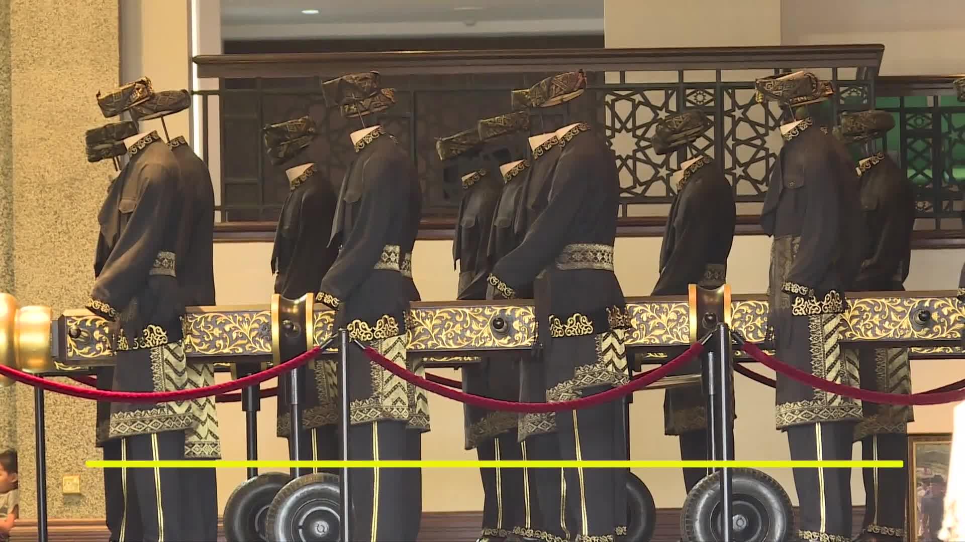 """[视频]打前站  欢迎习主席 文莱洋溢""""中国情"""""""