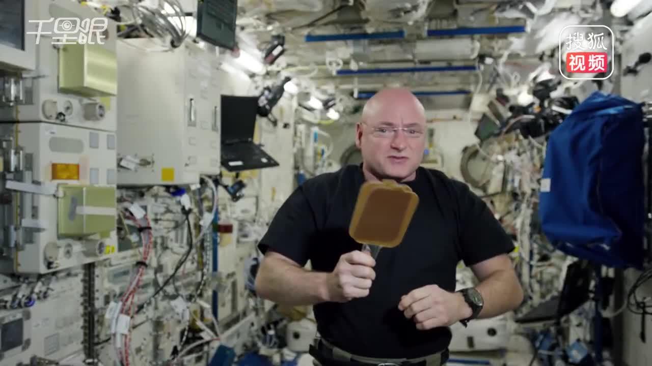 [视频]新发现!NASA宇航员太空待340天 DNA发生永久突变