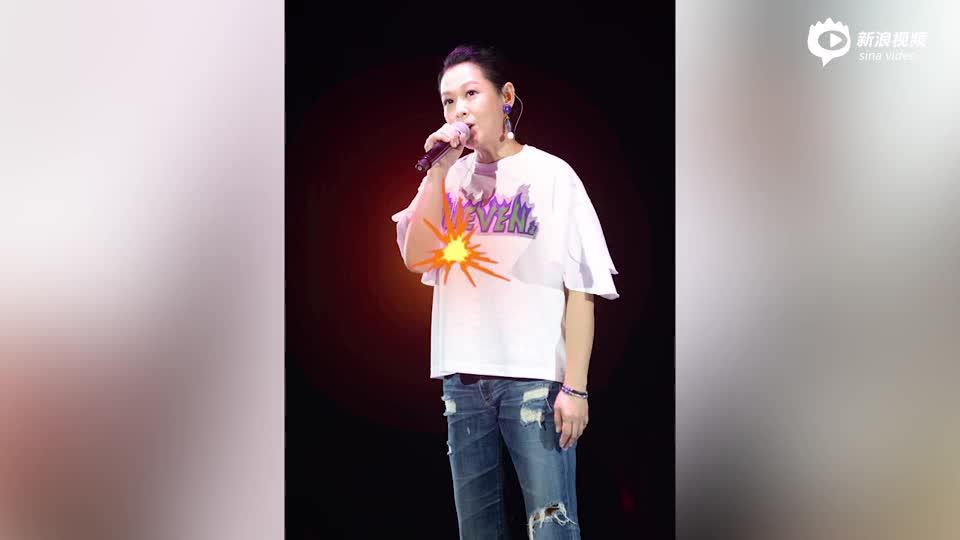 [视频]刘若英否认怀孕:传言不是真的 但我希望是真的