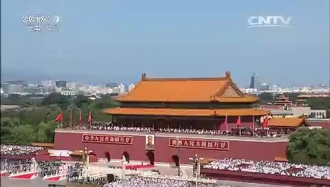 [视频]2015年9月3日,习近平在纪念中国人民抗日战争暨世界反法西斯战争胜利70周年大会上发表重要讲话