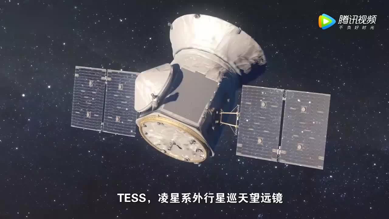 [视频]90秒看懂NASA全新探测器TESS如何寻找系外行星?