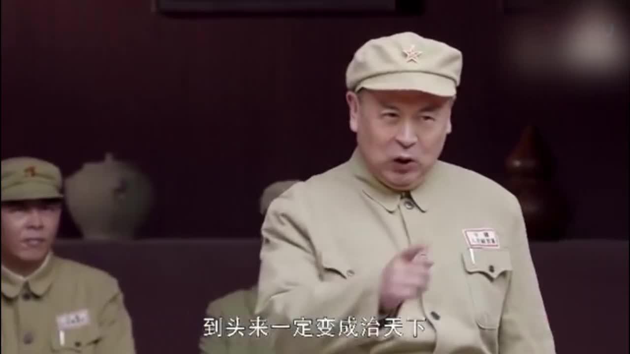 【不忘初心 经典故事】陈毅司令出任上海市长:我们不仅是打天下的英雄好汉,还是能改天换地的共产党人!