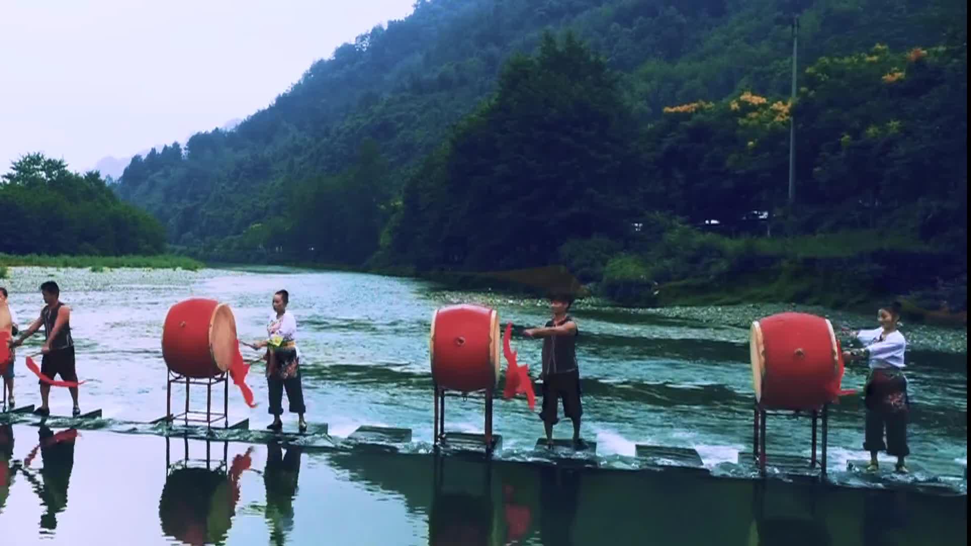 2018吉首鼓文化节将于11月22日在乾州古城举行