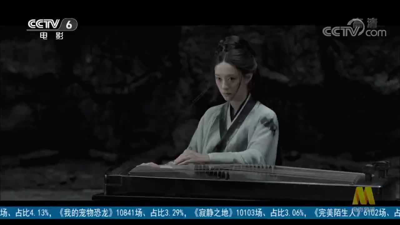 [视频]张艺谋新片《影》首发预告 绝色水墨风暗藏惊鸿