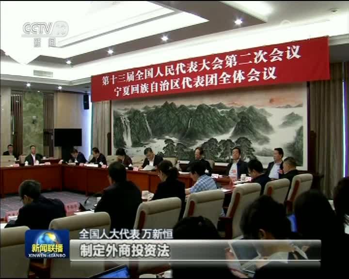 [视频]【在习近平新时代中国特色社会主义思想指引下——代表委员议国是】以高水平开放促进高质量发展