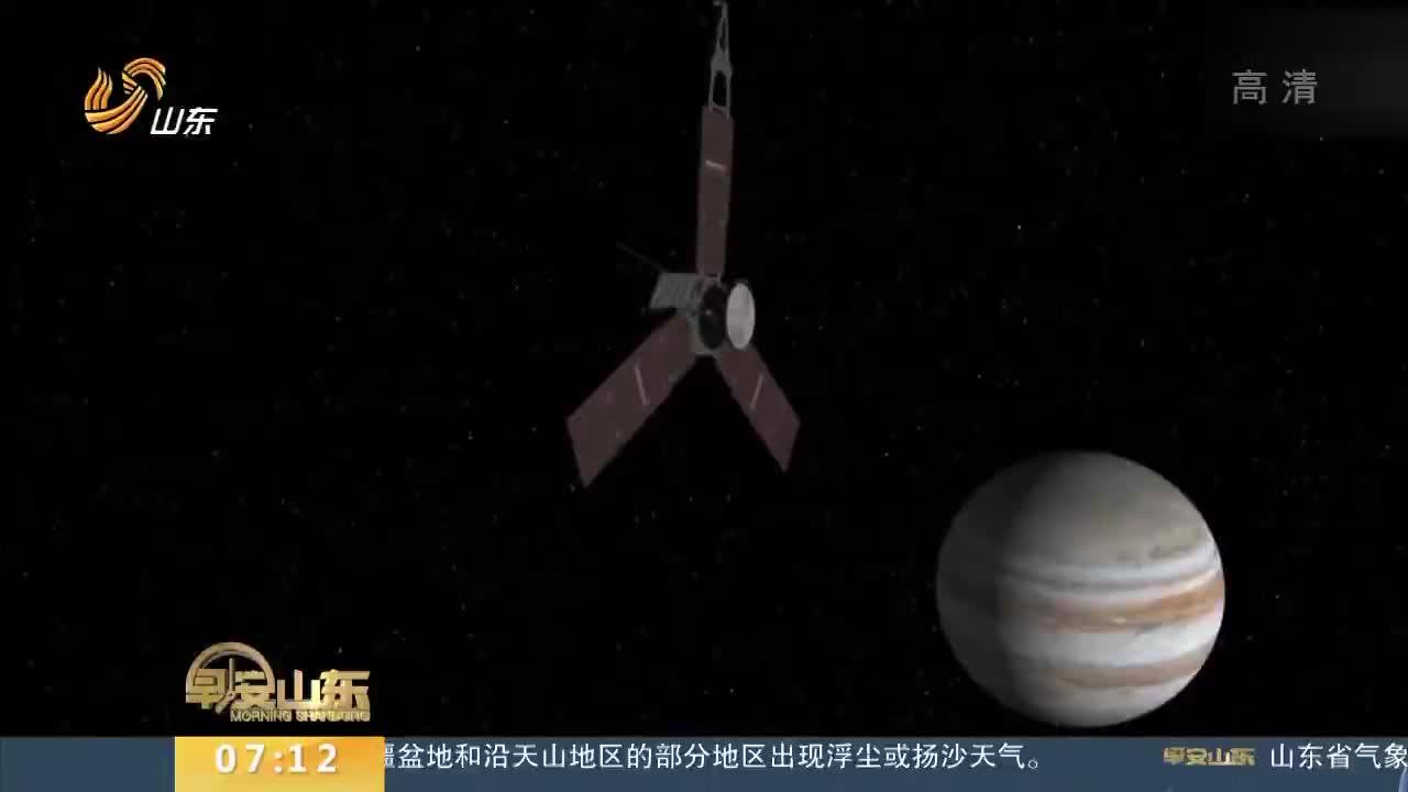 """[视频]9号天宇将上演""""木星冲日""""可赏太阳系""""大个子"""""""