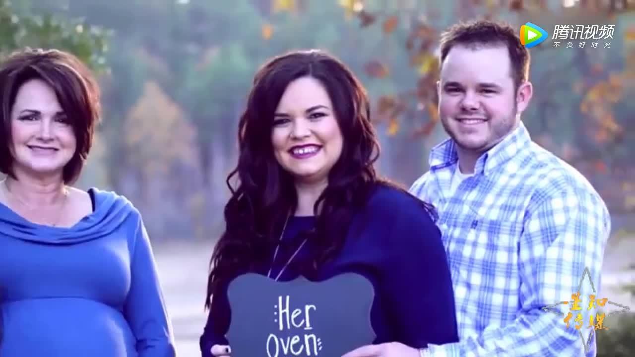 [视频]自己的孙子自己生 美50岁母亲替不孕儿媳代孕成功生下宝宝