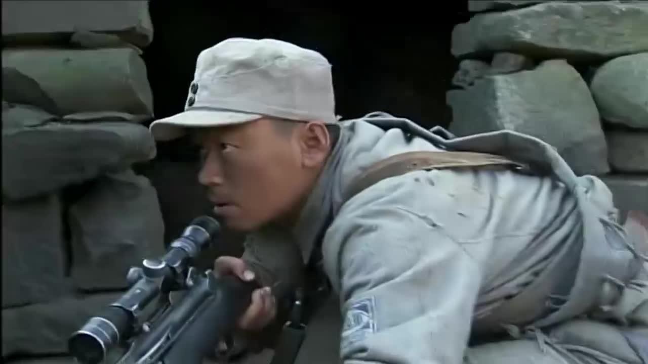 【不忘初心 经典故事】新四军战士遭狙击手埋伏 绝境对决救下幼童