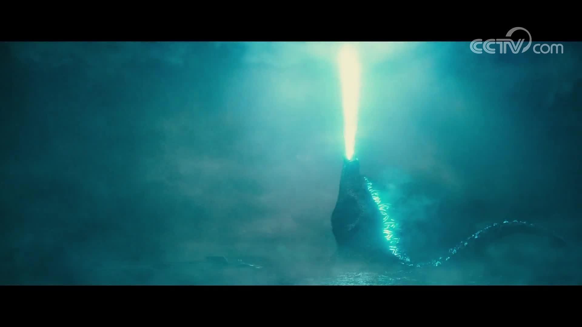 """[视频]《哥斯拉2:怪兽之王》曝""""群兽集结""""版预告"""
