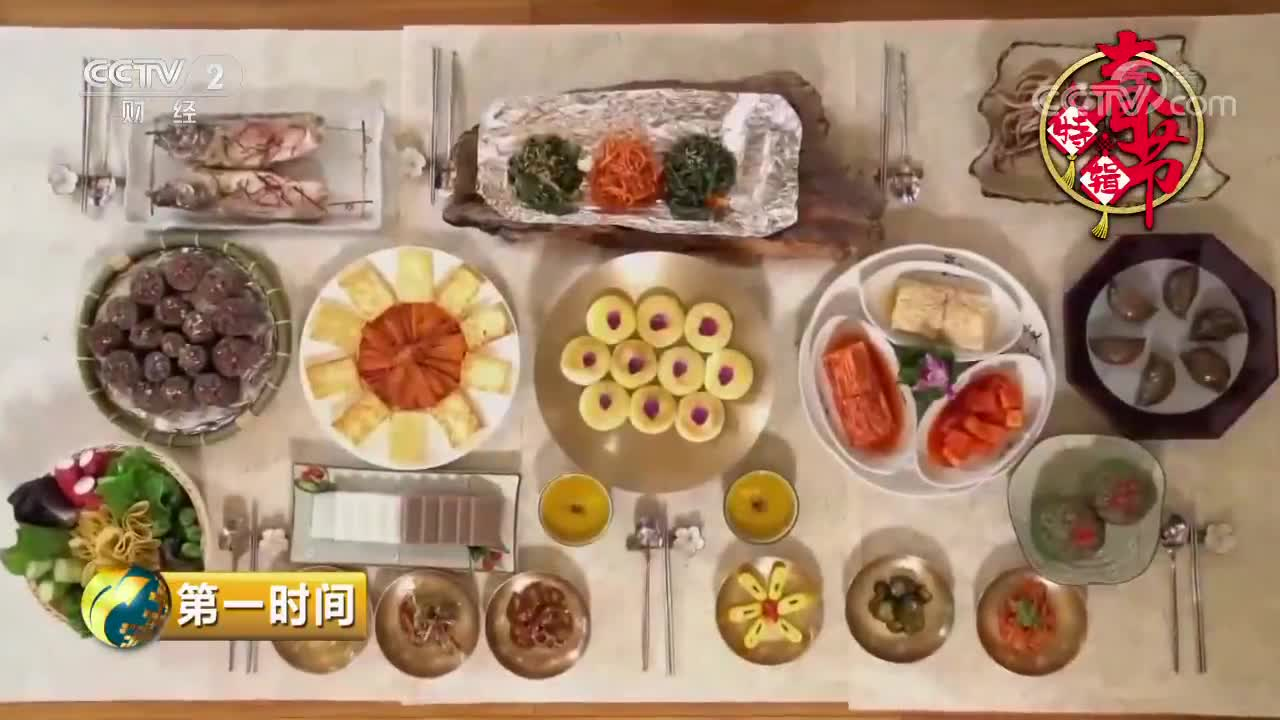 [视频]舌尖上的延吉 特色美食吃不停