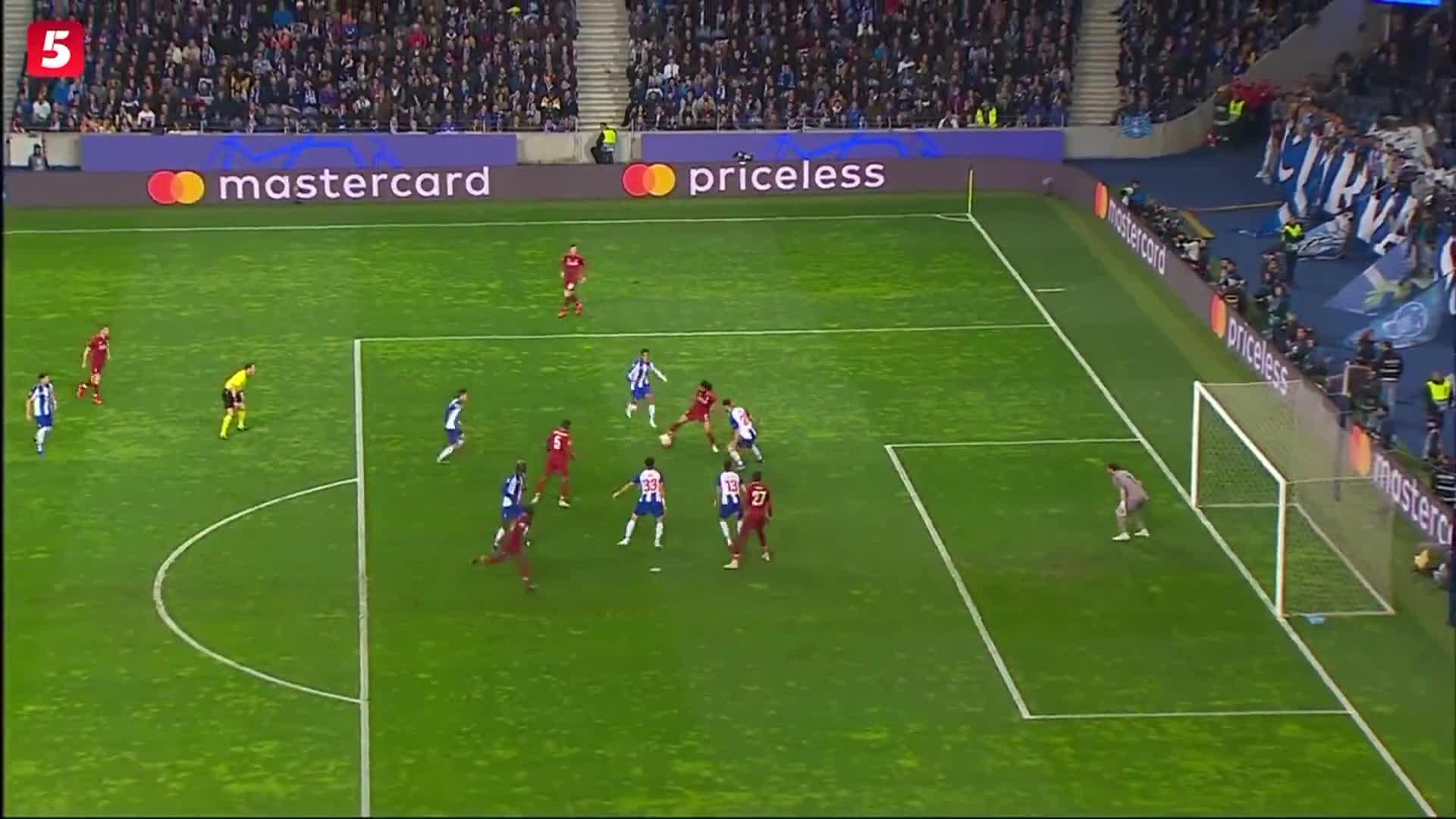 [视频]欧冠:利物浦总分6-1晋级4强 萨拉赫马内传射建功