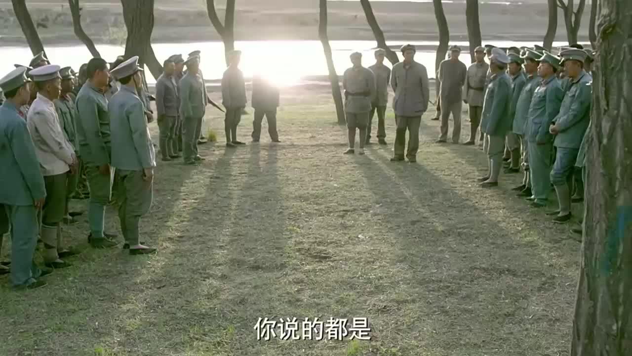 【不忘初心 经典故事】毛主席争取东北军联共抗日:中国人不打中国人