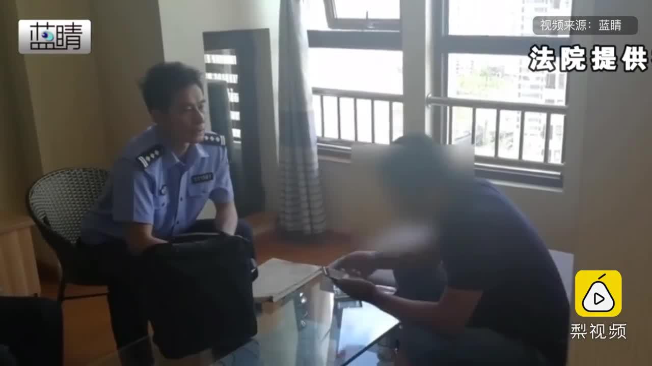 [视频]老赖欠款十年不还 见手铐1小时还清