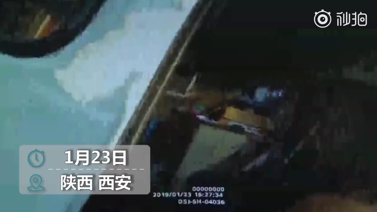 [视频]女子轿车涉嫌未年检被拦 当众手撕罚单让交警捡:这是你的工作