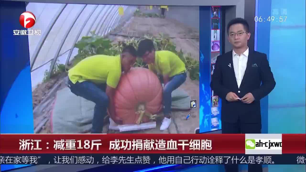 [视频]234斤大南瓜 罕见!