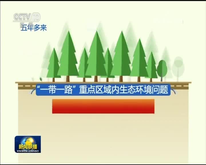 """[视频]【丝路新画卷】绿色 """"一带一路"""" 推动可持续发展"""