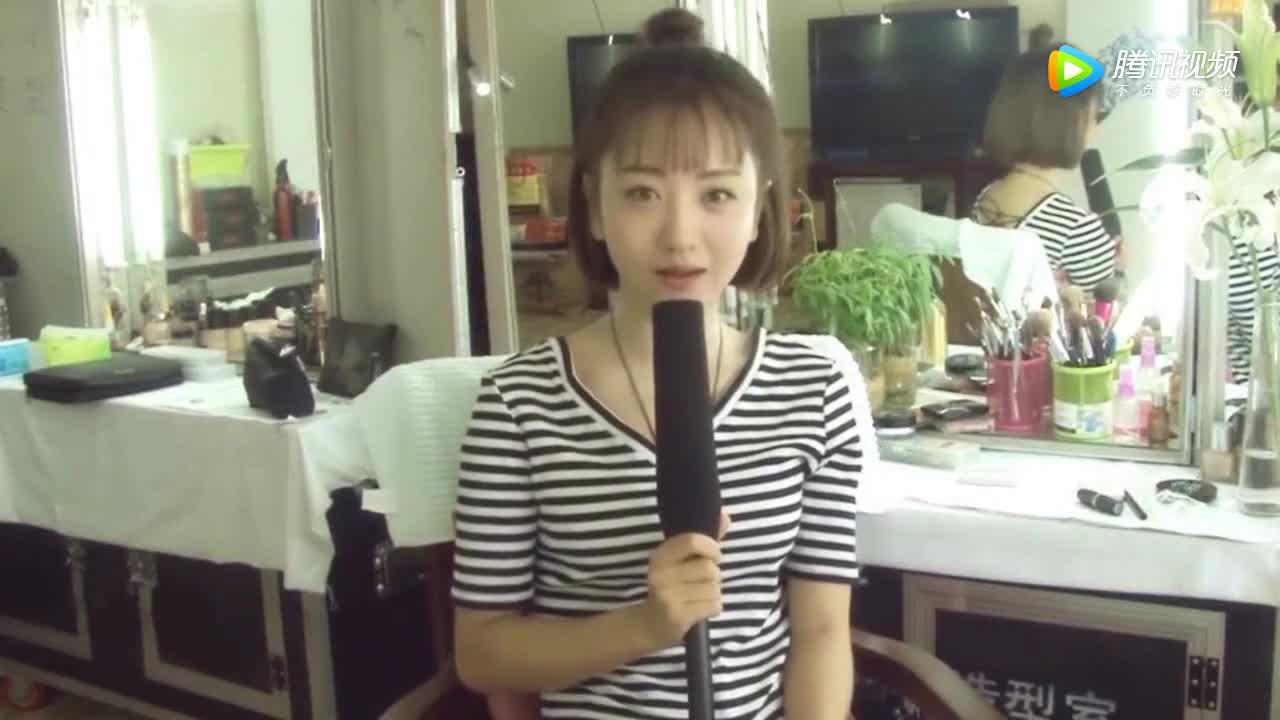 [视频]《楚乔2》她代替李沁演淳元 赵丽颖称与她对戏压力大