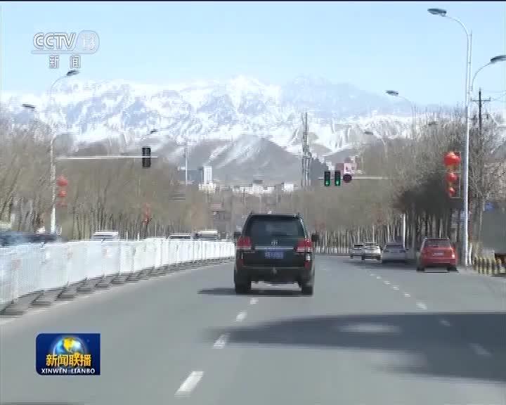[视频]汪洋在新疆调研