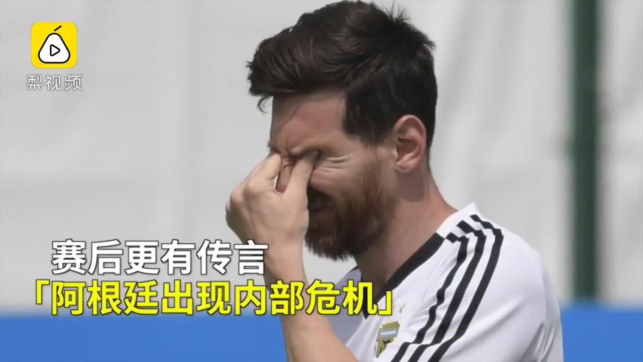 [视频]赢世界杯是种痴迷 梅西:不夺冠不甘心退役