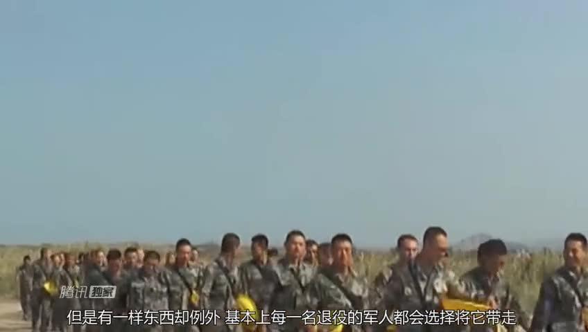[视频]中国人民解放军代代相传的神器——黄脸盆
