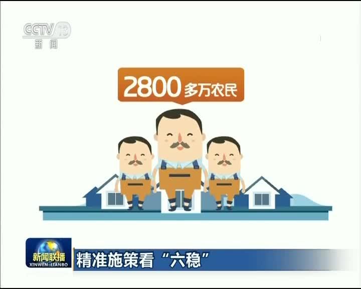 """[视频]【精准施策看""""六稳""""】乡村振兴战略助力中国经济增长"""