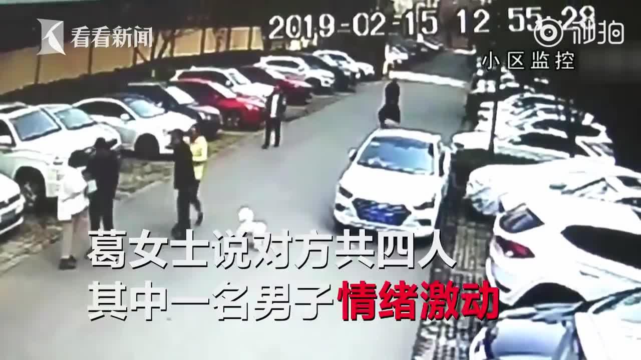 [视频]小区遛狗未拴绳引发冲突 为护孕妻男子被打成脑震荡